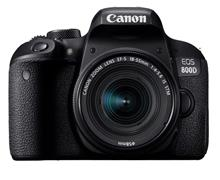 Canon EOS 800D With 18-55mm IS STM Lens Digital Camera